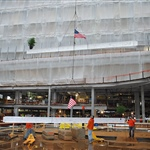 November 16 Topping Out