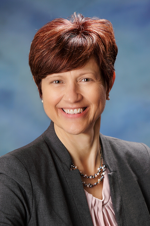 Annette Schnabel, President, Parkland Health Center